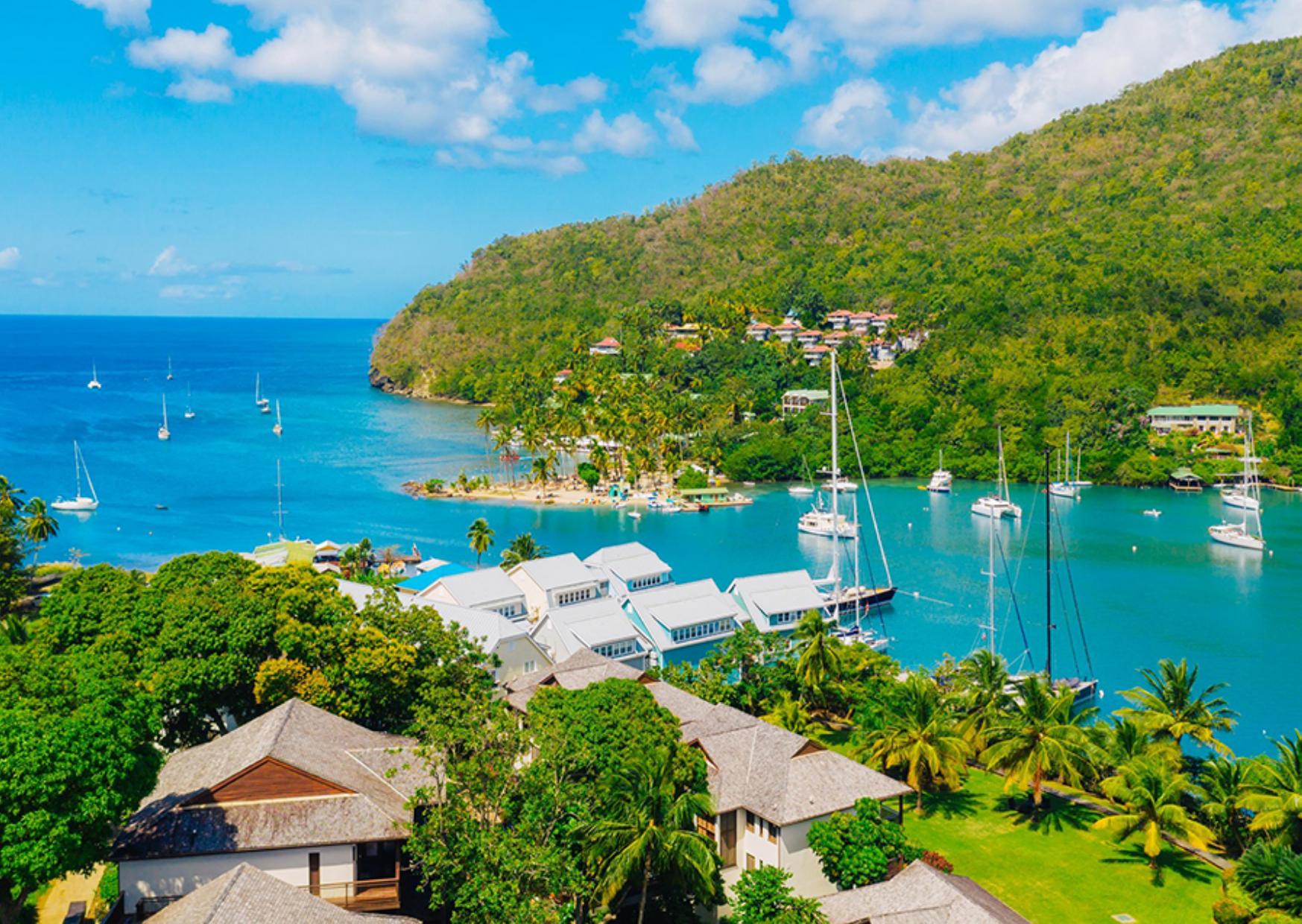 Quốc tịch Saint Lucia
