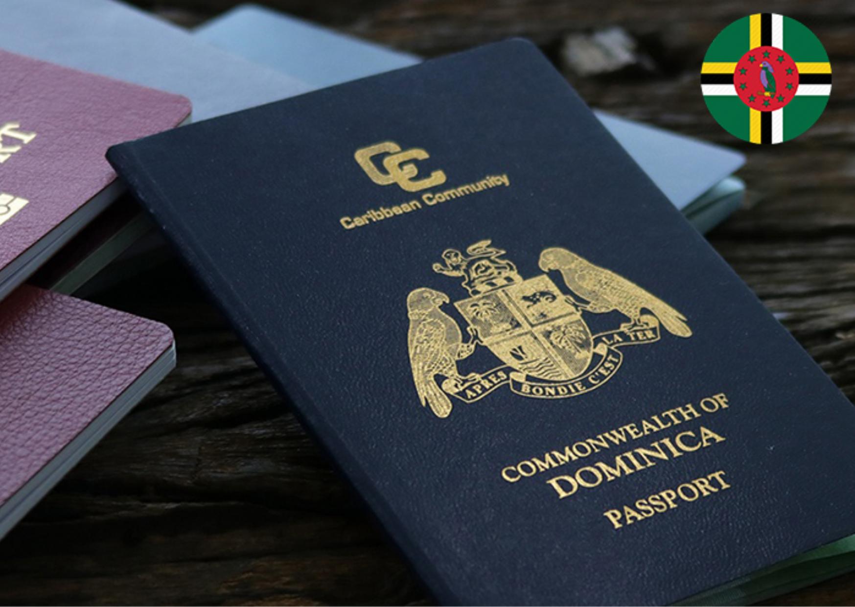 Quốc tịch Dominica