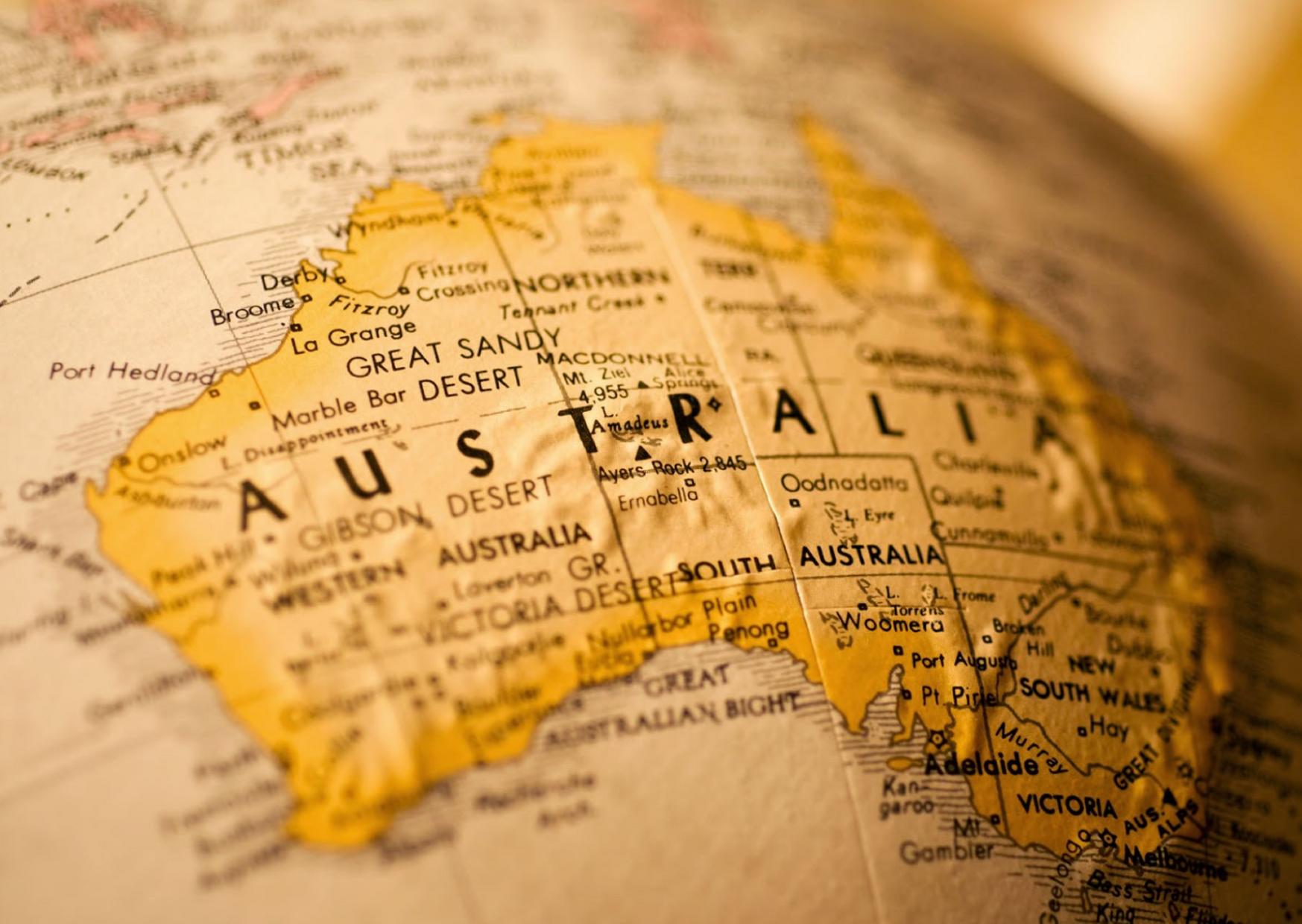 Định cư Úc